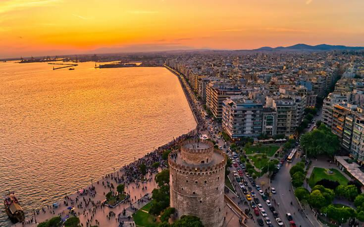 λύματα, Θεσσαλονίκη