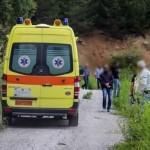 Θανάσιμος τραυματισμός 61χρονου στην Θεσσαλονίκη